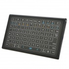 FelTouch Magic Touch Wireless Bluetooth V3.0 88-Key Keyboard Mouse for Ipad 3 - Black