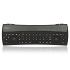 iPega PG-IP123 2-in-1 Bluetooth v3.0 Keyboard Controller for Ipad / Iphone - Black