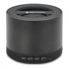 Mini 2.4GHz Wireless Bluetooth v3.0 Speaker w/ Microphone / TF / Mini USB / Hand-Free Call - Black