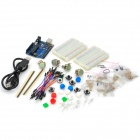 Starter Singlechip Set Kit for Arduino UNO R3 - Multicolored (Works with official Arduino Boards)