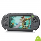 "4.3"" Resistive Touch Screen Android 4.0 Dual-Camera Game Console w/ 512 RAM / 4GB ROM / HDMI - Black"