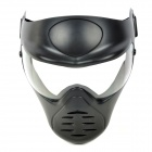 CORDURA Stilvolle War Game Schutz Face Mask Schild - Schwarz