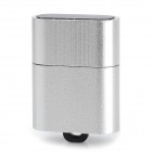 Mini Bluetooth V4.0 UVC USB 2.0 Aluminum Alloy Shell Receiver - Silber