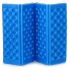 Portable Folding Outdoor Camping Moisture Foam Pad - Blue