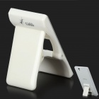 U-dilis U-1 Portable Multifunction Stand Holder Support Clip for Iphone / Cell Phone - White