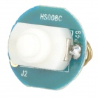 Replacement Mode Clicky Switch for 502B Flashlight - White + Blue + Golden