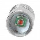 T15 5W 150lm Red Car Brake / Warning Light med Cree XP-E R3 (6 ~ 30V)