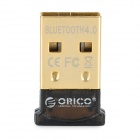 ORICO BTA-402 Mini Bluetooth V4.0 Chipset CSR8510 USB 2.0 Receiver - Schwarz + Golden
