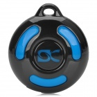 VR BL-1000 Multifunctional Bluetooth V2.0 Anti-Lost Alarm Apparatus / Speaker - Blue + Black