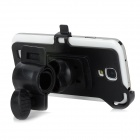Bike Mount Holder + 3200mAh Rechargeable Power Bank for Samsung Galaxy S4 / i9500 - Black