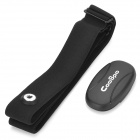 Bluetooth 4.0 Heart Rate Monitor Strap for iPhone 4S / 5 / iPod Touch 5 / iPad 3 / 4 - Black