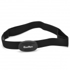 Bluetooth 4.0 Heart Rate Monitor Strap for iOS / Iphone - Black