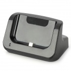 Charging Dock Cradle for Samsung Galaxy S4 / i9500 - Black