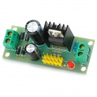 L7805 AC DC Voltage Regulator Module Stabilizer - Black + Verde