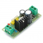 L7805 AC DC Voltage Stabilizer Regulator Module - Black + Green