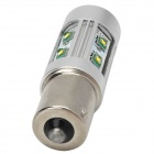HJCREE10 1156 8W 800lm 6500K White Car Phare w / 10 CREE XP-E (10 ~ 30V)