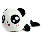 Cute Panda Plush Doll Toy - White + Black