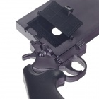 Pistol Style Protective Plastic Case for Iphone 5 - Black