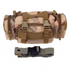Cool Style Oxford Cloth SLR Camera Shoulder Bag - Desert Camo Camouflage