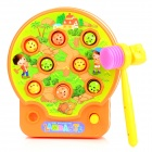 Whac-A-Mole Electronic Hand Held Game for Kids - Multicolored