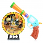 Target Panel Shooting Game Toy for Kids - Multicolored