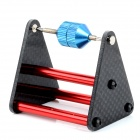 Maglev Propeller Balancer Essential for Fixed Wing Aircraft - Red + Black