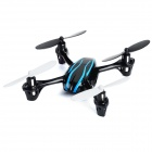 JINXINGDA JD-385 Mini Flying Saucer Aircraft Quadrocopter - Blue + White + Black