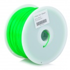 DGDY04 3D Printer PLA On Reel for Makerbot, Mendel, BFB3000 Series - Fluorescent Green (1.75mm)