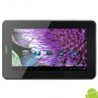 "F8GT 7 ""емкостный экран Android 4.0 Tablet PC ж / SIM / TF / Wi-Fi / Camera / Bluetooth - черный"