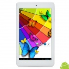 """Bmorn K22 7 """"kapazitiver Schirm Android 4.1 Quad Core Tablet PC w / TF / Wi-Fi / Kamera - Silber"""