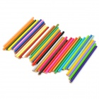 CHUNGWA colorido de madeira Set Pencil - multicolorida (36 PCS)