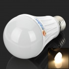 ZDM-QE2760115WW7L E27 7W 560lm 3500K Warm White Light LED Lampe - Weiß (90 ~ 260V)