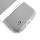 ENKAY Protective Soft TPU + Plastic Case Cover for Samsung Galaxy S4 / i9500 - Grey