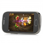 "S3802i Android 4.0 GSM Bar Phone w/ 3.5"" Capacitive Screen, Wi-Fi, Dual-SIM and Quad-Band"