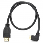 OFC HDMI to Mini HDMI High Speed HD Cable - Black (50cm)