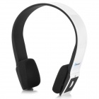 AITA AT-BT801 Stylish 640mAh Bluetooth V3.0+Edr Wireless Stereo Headset - White + Black
