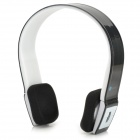 AITA AT-BT801 Wireless Bluetooth V3.0 + EDR Stereo Headset w/ Mic - Black + White