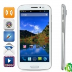 "ZOPO ZP910 Spitzenreiter Quad-Core Android 4.2 Bar Phone w / 5.3 ""qHD Display, 4 GB ROM, 1 GB RAM und Wi-Fi"