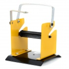 LODESTAR L308321 Iron Soldering Solder Reel Wire Holder Rack - Yellow + Silver + Black