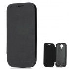 S4-B External 3000mAh Power Battery Charger Case w/ LCD for Samsung Galaxy S4 i9500 - Black
