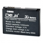 DEJI DJ-9500 1450mAh Replacement Battery for BlackBerry 8530, 8900, 8920, 9500, 9530, 9630, D-X1