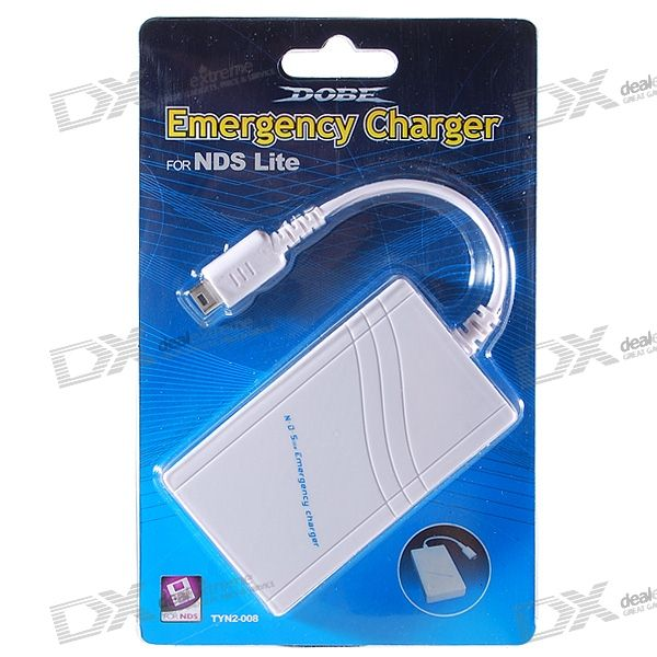 4*AAA Powered Emergency Backup Battery Pack for NDS Lite