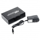 SCART para 1080P / 720P HDMI Conversor w / Power Adapter - Black + White