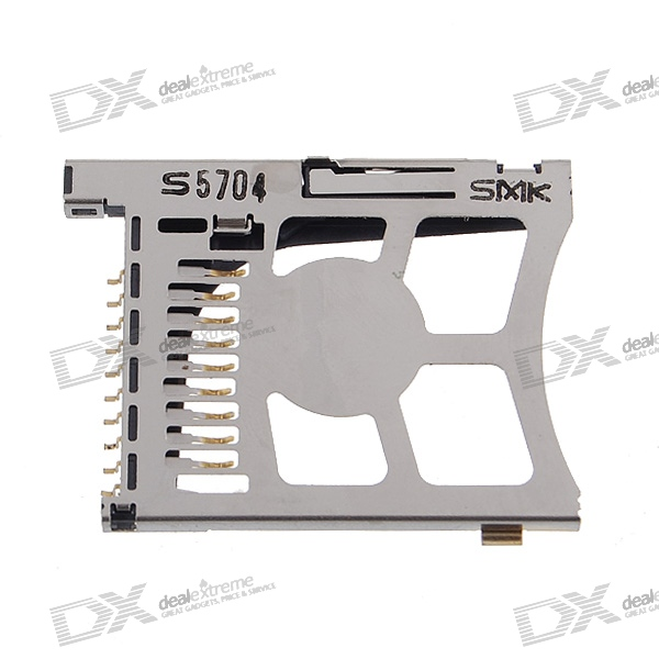 Repair Parts Replacement Memory Stick Duo Slot for PSP 1000/2000/3000