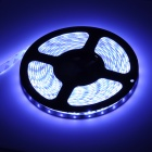 Waterproof 72W 5000lm 9000K 72-SMD 5630 LED Bluish White Strip