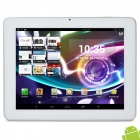 "Ampe A90Q 9.7"" Capacitive Screen Android 4.1 Quad Core Tablet PC w/ TF / Wi-Fi / Camera - Silver"
