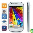 "S9920 (9920) Android 4.1 Dual-Core WCDMA Bar Phone w / 4.0 ""écran tactile, Wi-Fi et GPS"