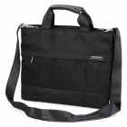 "Kingsons KS3035W Universal Handbag w/ Shoulder Strap for 13.3"" Notebook / Laptop - Black"
