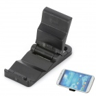 Universal Mini Folding Stand Holder Support for Cell Phone - Black