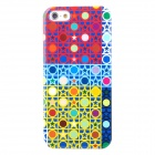 Protective Plastic Hard Back Case for Iphone 5 - Multicolored